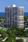 Florida City Condo Royalty Free Stock Image