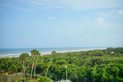 Florida cocoa beach Royalty Free Stock Photography