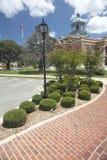 Florida Courthouse Royalty Free Stock Photography
