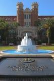 Florida delstatsuniversitetingång Royaltyfri Fotografi