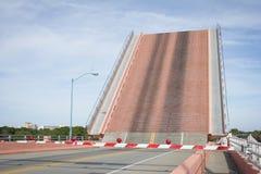 FLORIDA DRAWBRIDGE Stock Images
