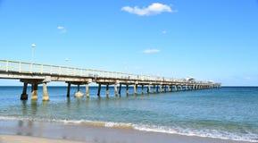 Florida-Fischen-Pier Lizenzfreie Stockfotografie