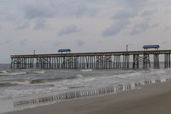 Florida Fishing Pier Stock Images