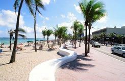florida Fort Lauderdale royaltyfria foton