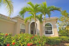 Florida-Haus Stockfotos