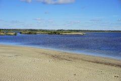 Florida hernando beach royalty free stock photo