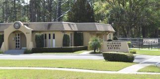 Florida Highway Patrol stock photography