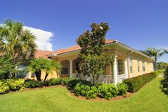 Florida home Stock Photos