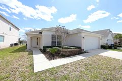 Florida Home Royalty Free Stock Photo