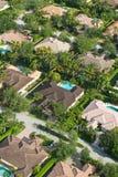 Florida Homes Royalty Free Stock Photos