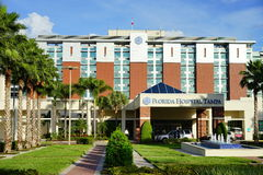 Florida hospital in tampa Royalty Free Stock Images