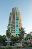Florida hotell Royaltyfri Bild