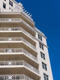 Florida hotell Arkivbild
