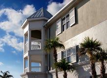 florida hotell Fotografering för Bildbyråer