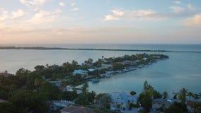 Florida Keys Aerial stock video