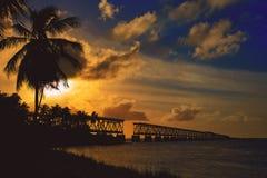 Florida Keys Bahia Honda Park US Stock Photography