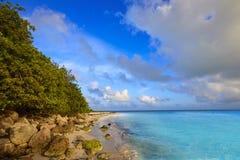 Florida Keys beach Bahia Honda Park US Stock Photo