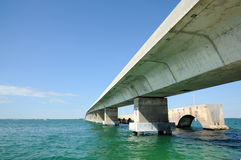 Florida Keys Bridge Stock Images