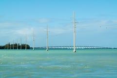 Free Florida Keys Channel 2 And 5 Bridge, USA Stock Photo - 67656150
