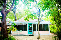 Florida Keys Cottage Stock Images