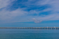 Florida Keys Highway Bridge Stock Photos