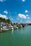 Florida Keys Marina Royalty Free Stock Photos