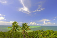 The Florida Keys Royalty Free Stock Photo