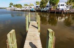Florida landscapes Royalty Free Stock Image