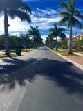 Florida-Lebensstil Lizenzfreie Stockfotos