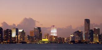 florida linia horyzontu Miami Fotografia Stock