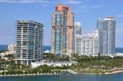 florida Miami Fotografia Royalty Free