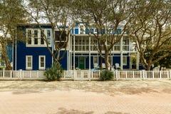 Florida Panhandle Home Stock Photography