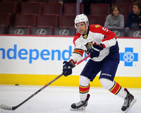 Florida Panthers 2014 1st Overall Draft Pick Defenseman Aaron Ekblad Stock Photography