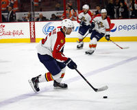 Florida Panthers 2014 1st Overall Draft Pick Defenseman Aaron Ekblad Stock Image