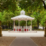 Florida park in the city of vitoria Stock Photo