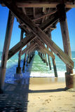 Florida Pier royalty free stock images