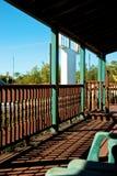 Florida porch Stock Photography
