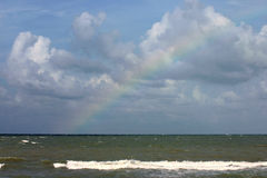 Florida Rainbow Royalty Free Stock Photography