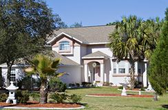 Florida Residence Stock Photo