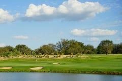 Florida resort Stock Photo