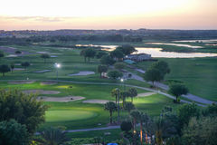 Florida resort Stock Photography