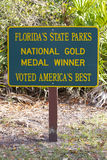 Florida's State Parks Stock Photo