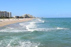 Florida sandy Beach Stock Photos