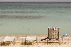 Florida sea landscape Stock Photography