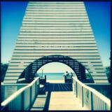Florida seaside Stock Photo