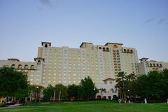 Florida semesterort Royaltyfri Foto