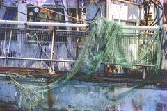 Florida Shrimping fartyg Arkivfoto