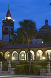 Florida - St Augustine Fotografia Stock Libera da Diritti