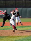 Florida State baseball lefty pitcher delivers Royalty Free Stock Photography