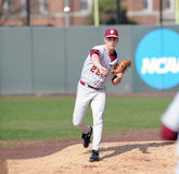 Florida State baseball pitcher Robert Benincasa Royalty Free Stock Photos